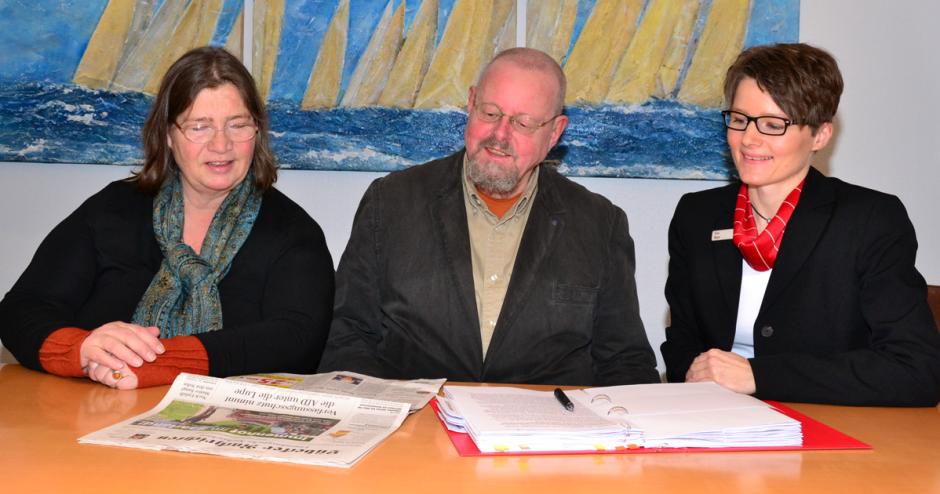 21 000 Euro an Spenden für Hospizvereine