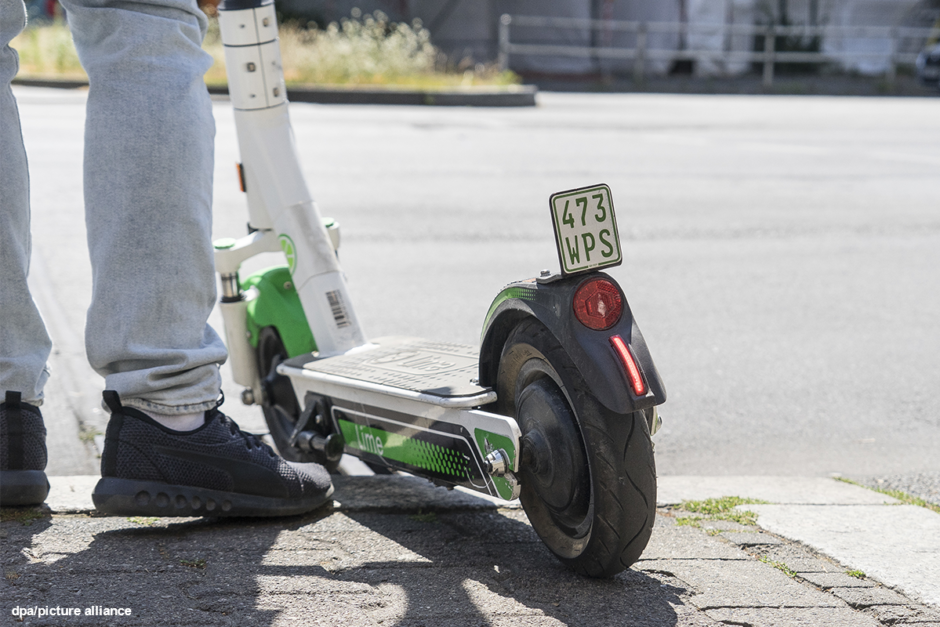 E-Scooter und Versicherung: Das ist wichtig